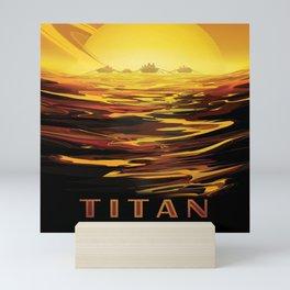 Titan Mini Art Print