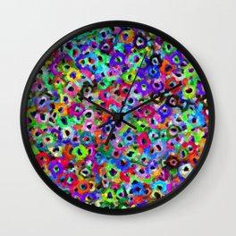 Milefiore Wall Clock
