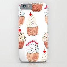 Cupcakes Slim Case iPhone 6s