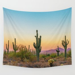 Desert / Scottsdale, Arizona Wall Tapestry