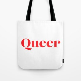 Queer Tote Bag