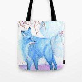 Karma Fox Tote Bag