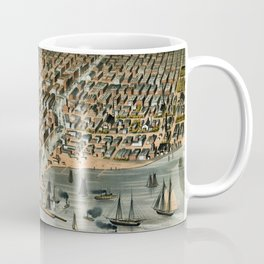 Chicago - Illinois -1872 Coffee Mug