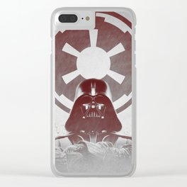 Vader Clear iPhone Case