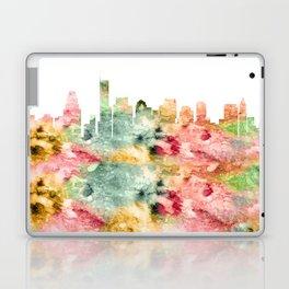 Boston City Skyline Massachusetts Laptop & iPad Skin
