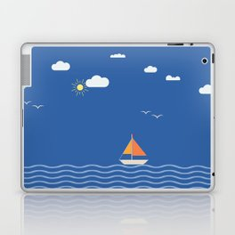 Open Sails Laptop & iPad Skin