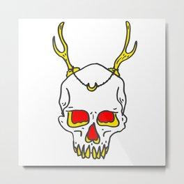 GIMCRACK Metal Print