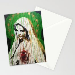 Our Lady of Roosevelt Island Stationery Cards