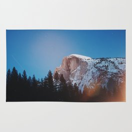 Yosemite Landscape Rug