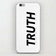 TRUTH - Seek it iPhone & iPod Skin