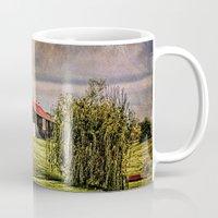 kentucky Mugs featuring Kentucky CountrySide by ThePhotoGuyDarren
