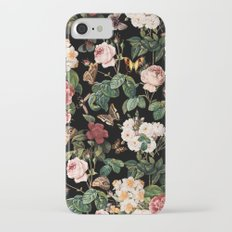 Floral and Butterflies iPhone 7 Slim Case