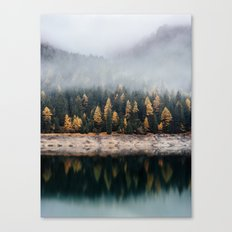 autumn vibes Canvas Print