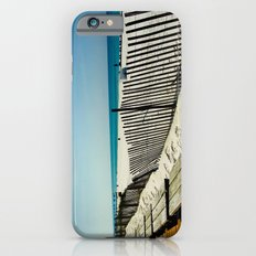 Rippling Fence iPhone 6s Slim Case