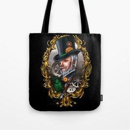 Steampunk Dandy Tote Bag