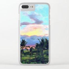 Kamuela Clear iPhone Case