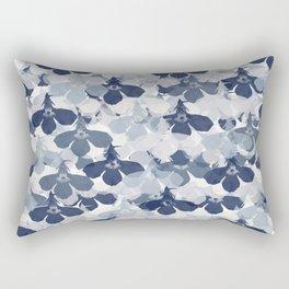 Abstract flower pattern 2 Rectangular Pillow