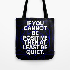 Joel Osteen Quote Tote Bag