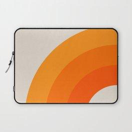 Creamsicle Bow Laptop Sleeve
