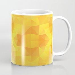 """Honey sun"" kaleidoscopic design Coffee Mug"