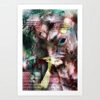 Extacy Art Print