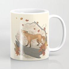 Fox and rabbit Mug