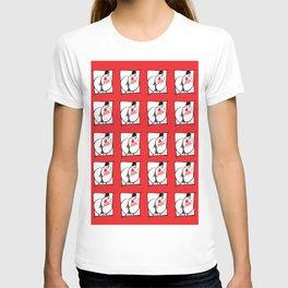 NIGHTJUNKIES HUSTLE BOOTY T-shirt