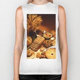 Wheat Foods Biker Tank