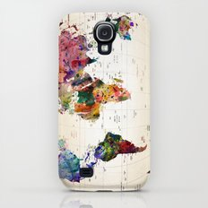 map Slim Case Galaxy S4