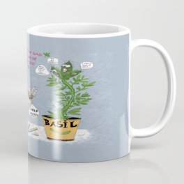 The Plight of Herb(s) Coffee Mug
