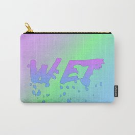 W E T Carry-All Pouch