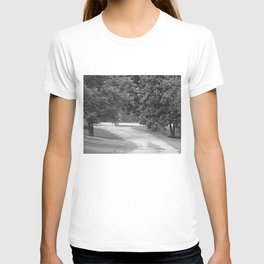 down the driveway T-shirt