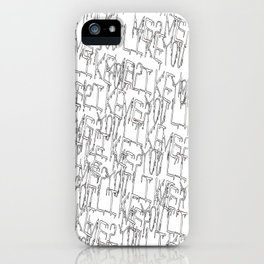 You like me? iPhone Case