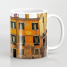 Scenic view in Venice Coffee Mug