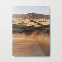 Great Sand Dunes Metal Print