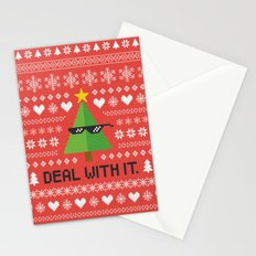Deal with It. Stationery Cards