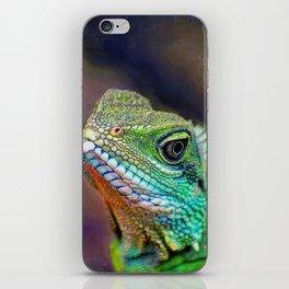 Chinese Water Dragon iPhone Skin