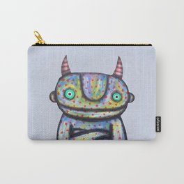 Devil with Good Intentions Carry-All Pouch