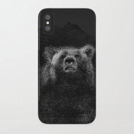 Sacred Bear iPhone Case