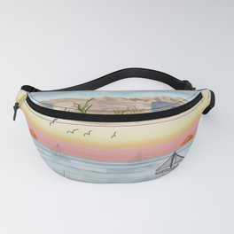 Tranquillity Beach July 2020 Fanny Pack