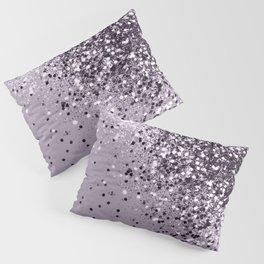 Sparkling Lavender Lady Glitter #1 #shiny #decor #art #society6 Pillow Sham