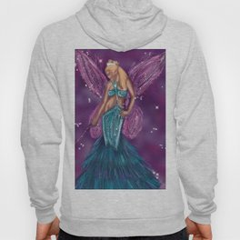 Galactic Fairy Godmother Hoody