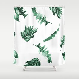 Tropical Twist Shower Curtain