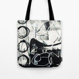 Bold & Graphic No.3 Tote Bag