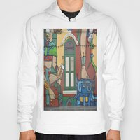 arab Hoodies featuring The Streets by CforCel