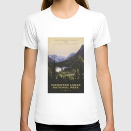 Waterton Lakes National Park T-shirt