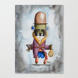 Hands up! Canvas Print