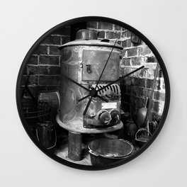 The Struggle in 3 Days Wall Clock