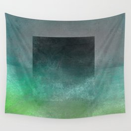 Square Composition V Wall Tapestry