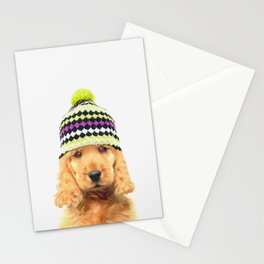 PUPPY PAPIKO Stationery Cards